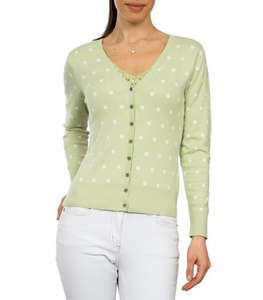 Upto 70% Off Women's & Men's Sale + FREE Delivery with code @ Woolovers (ie Silk/Cotton Cardigan in Pic was £35 now £10 Del)