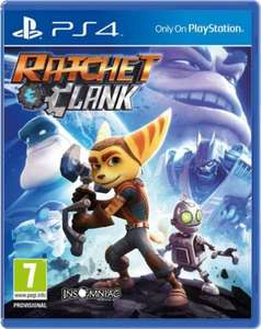 Ratchet & Clank PS4 £15.85 @ Shopto