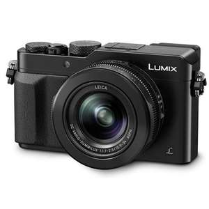Panasonic LX100 Digital Camera - (£399 including cashback) £449 @ Park Cameras