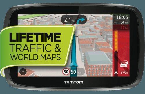 TomTom Go 6100 premium satnav £239.99 plus £50 cashback direct from TomTom therefore potentially £189.99