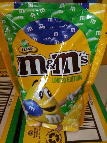 M&M's Peanut 165g 69p at FarmFoods