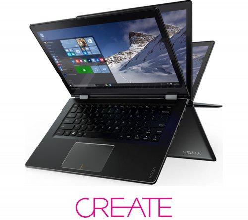 Lenovo Yoga 510 i5-6200U AMD R5 + 8GB RAM 128GB SSD £599 @ Currys/PCWorld (£539.10 after cashback)