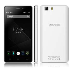 DOOGEE X5S 5 inch HD 4G LTE Android 5.1 Lollipop Smartphone Dual SIM Free Mobile Phone 1GB RAM 8GB ROM  £44.99 delivered. Sold by B&G International and Fulfilled by Amazon