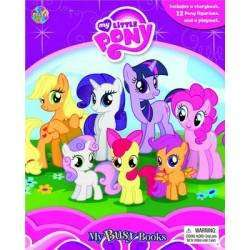 My Little Pony Book, Play Mat & 12 Figures £5 Del @ Tesco Direct (+ others & Happy Tins £5 Del in comment 2)