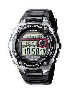 Casio WV-200E-1AVEF Men's Wave Ceptor Radio Controlled Watch / 200M Water Resistant £26.40 @ Amazon Spain