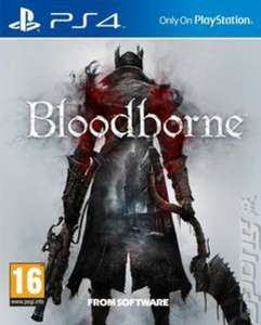 Bloodborne (PS4) £14.55 / The Order 1866 (PS4) £10.79 Delivered (Using Code) @ Music Magpie (Pre Owned)