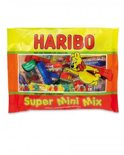 Haribo Super Mini Mix (360g) ONLY £1.69 @ Aldi (INSTORE ONLY)