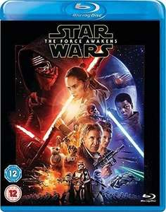 Star Wars - Episode 7 - The Force Awakens - 2 Discs Blu ray, £9.95 Free delivery @ level99gamesltd Ebay