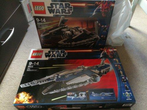 Star wars lego sets in store 39.99 @ Fenwick Newcastle