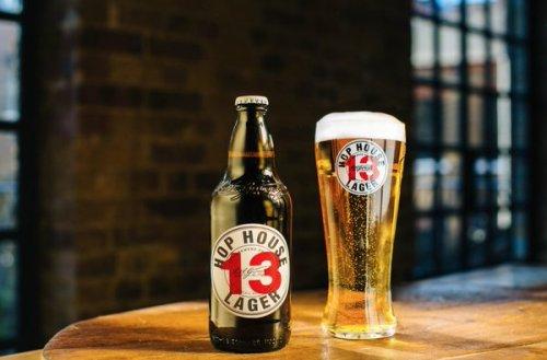 Guinness Hop House 13 Lager 330ml bottles £1 @ Asda.