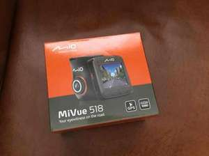 Mio MiVue 518 dash cam £27.97 in Currys PC World in store