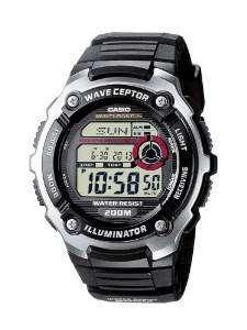 Casio WV-200E-1AVEF Men's Wave Ceptor Radio Controlled Watch / 200M Water Resistance £26.45 @ Amazon Spain