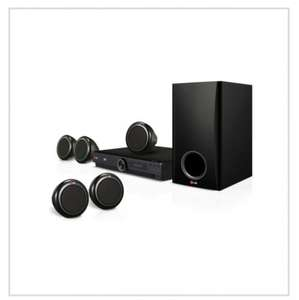 LG DH3140S 300 Watt 5.1 DVD Home Cinema System @ Argos for £49.99