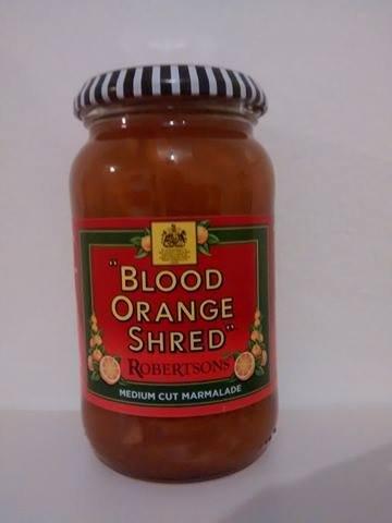 454g Robertson's Blood Orange Marmalade £0.10 @ B&M Blantyre