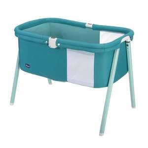Chicco Lullago Green Jam Crib BETTER THAN HALF PRICE! + Free Delivery £44.99 toysrus