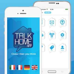 Free £1 calls texts Talk Home when you download app