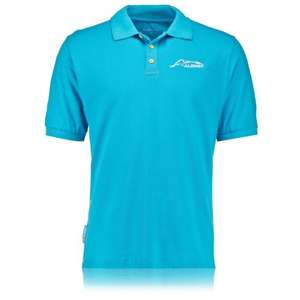 McLaren Honda Fernando Alonso short sleeve polo shirt blue, mens, was £40 now £8 delivered from McLaren Honda eBay store