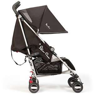 Silver Cross Zest Stroller from Birth to 25KG in Choice of 5 Colours was £130 now £90 Del (sign up for £10 off code) @ Mothercare (+others inc Quinny + 50% Off Selected Car Seats)