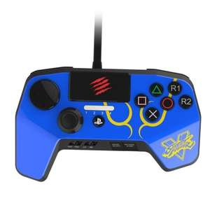 PS4 SFV FightPad PRO A4 Blue ChunLi EU - Blue £16.77 Prime / £18.76 Non Prime - Amazon