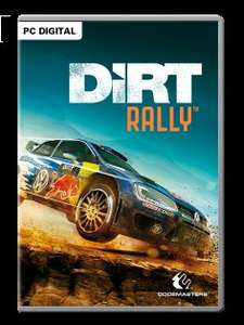 Dirt Rally PC (Steam) - Codemasters store £19.99