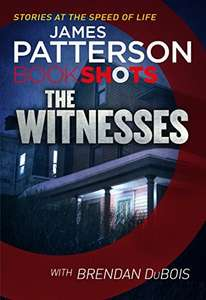 James Patterson : The Witnesses @ Amazon Kindle