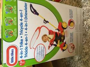 Little Tikes 4-in-1 trike £27.50 @ Asda