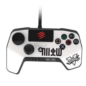 Mad Catz Street Fighter V FightPad PRO Gamepads For PS3/PS4- NEW Ebay / etradingcorp £19.99 Free Del