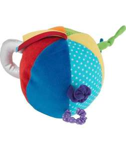 Chad Valley Soft Activity Ball £1.99 @ Argos