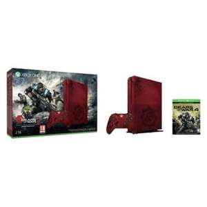 Xbox One S 2TB Gears of War 4 Limited Edition Bundle. £379.99 @ Argos