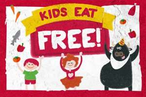Kids Eat Free until the 5th September at La Tasca