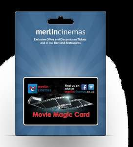 Merlin Cinema Movie Magic Card - £9.95