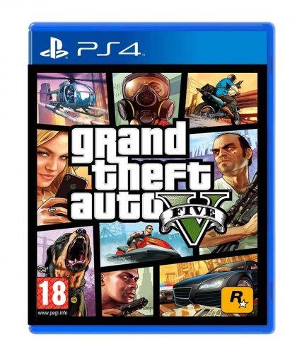 Grand Theft Auto V - PS4 - £29.99 at Argos