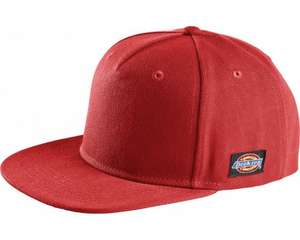 Dickies Snap Back Cap only £2 dickies store + £2.99 delivery - £4.99