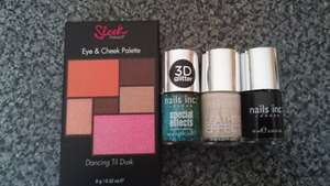 nails Inc £1. in poundland