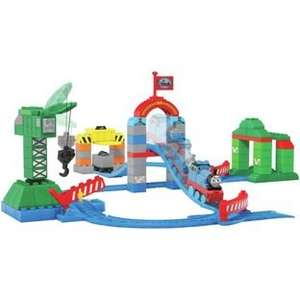 Mega Bloks Thomas & Friends Zooming Along at Brendam Docks  £21.99 @ Argos