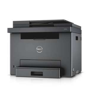 Dell E525w Wireless Colour Laser Printer (+Scan +ADF) - £139.98 @ Ebuyer + Printerland.co.uk