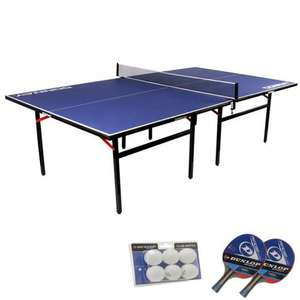 Donnay indoor table tennis table half price at sports direct £99 + £4.99 del