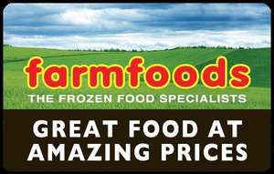 750g Frozen Rhubarb for £1 @ Farmfoods