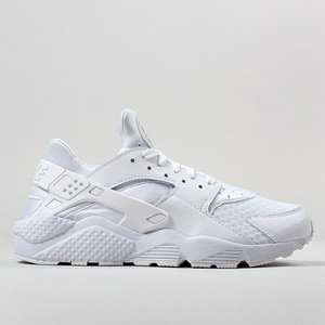 Nike Air Huarache/White £63.71 @ Urban Industries.co.uk