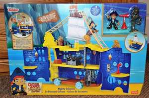 Fisher-Price Jake & the Never Land Pirates Mighty Colossus £17.99 @ Argos / Ebay