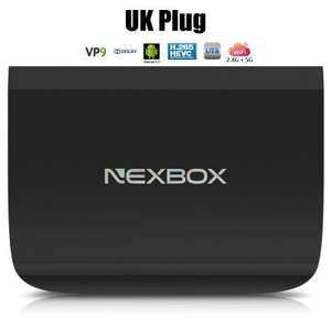 NEXBOX A1 TV Box Octa Core Amlogic S912 - £54.43 @ Gearbest