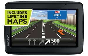 "TomTom Start 20 4.3"" Sat Nav with W.Europe Maps (& Lifetime Updates) now £69.99 @ Halfords"