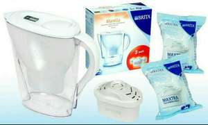 Brita water filter cartridges from £8.99 + £1.99 delivery , jugs from £17.99 + £1.99 del (upto 50% off) Groupon