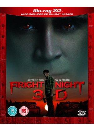 Fright Night 3D / 2D Blu-Ray - Base.com - £4.99
