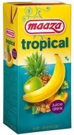 Maaza Tropical Juice 1L Cartons 30p @ Tesco Instore