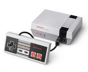 Nintendo Classic Mini (NES console), £49 at Tesco Direct delivered