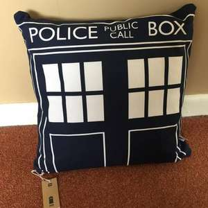 Doctor Who Merchandise from 99p Home Bargains (Hattersley Centre)