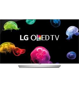 "65"" 65EF950V LG OLED 4K TV £2699 delivered @ Selfridges 5 year guarantee"