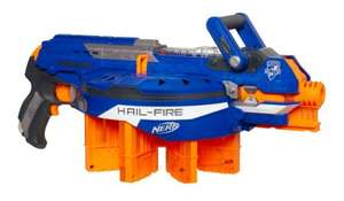 Nerf N Strike Hail-Fire, £24.99 Toys-r-us