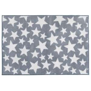 Grey Nusery Rug with White Stars £13.94 (inc Del) @ PreciousLittleOne
